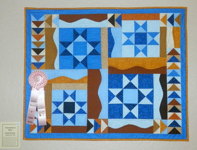 Sauder Village Quilt Show Challenge 2012