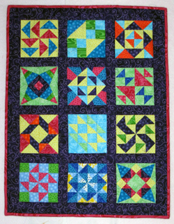 Miniature Sampler Quilt